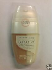 Maybelline Superstay Silky Foundation CREAMY NATURAL (LIGHT #5) NEW.