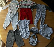 Baby Boy Outfits Lot 6-12 months (#5)