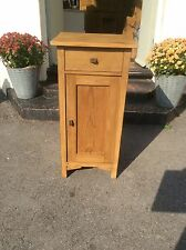 Continental Old Pine Pot/bedside Cabinet  B
