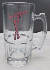 Large Jack Links Extreme Beef Jerky Store Display Libby Glass Beer Mug Stein