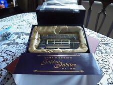 Queen Elizabeth Golden Jubilee Model Tram