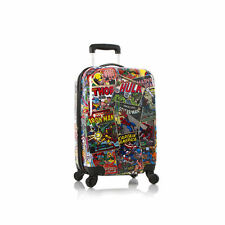 "Heys Luggage 26"" Suitcase Marvel Adult Spinner Comics Spinner"