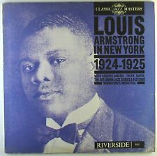 """12"""" LP - Louis Armstrong - Louis Armstrong In New York 1924-1925 - L5127h"""