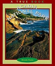 Acadia National Park (True Books: National Parks)-ExLibrary