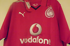 PUMA OLYMPIAKOS  AWAY SHIRT (EXTRA-LARGE) ORIGINAL