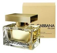 DOLCE & GABBANA THE ONE Eau de Parfum 75ml Spray * BRAND NEW, BOXED & SEALED *