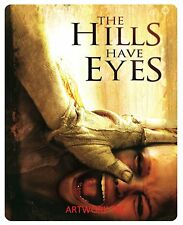 THE HILLS HAVE EYES - Limited Edition Blu-Ray Steelbook