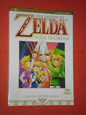 THE LEGEND OF ZELDA- four swords- N°2- DI:AKIRA HIMEKAWA- MANGA J POP- NUOVO