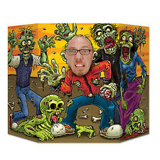 Zombie Photo Prop - Halloween Party Decoration