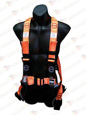 LINQ TACTICIAN RIGGERS H201 Full Body Harness by Pro Choice | AUTH. DEALER