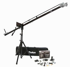 Camera Crane Package- ProAm 12ft / 8ft Orion DVC200 Jib Production Bundle w