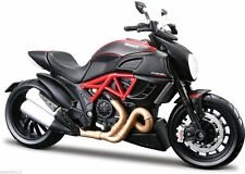 MAISTO 1:12 Ducati Diavel CARBON MOTORCYCLE BIKE DIECAST MODEL TOY GIFT