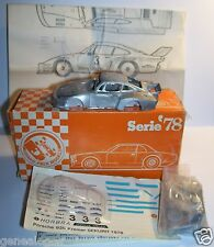 RARE KIT METAL GRAND PRIX MODELS SERIE 78 KREMER SEKURIT PORSCHE 935/77 1/43 BOX