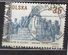 POLAND 1989 -ZNo Scott 2915 -  45 anniversary of the Citizens' Militia