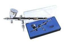 DUAL ACTION PRECISION AIRBRUSH KIT AIR BRUSH AIR TOOLS  -Fluid nozzle: 0.25mm