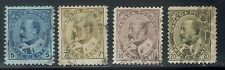 TMM* 1903-08 Canada Stamp collection/lot S# 91-94 used/hinge/medium cancel F/VF