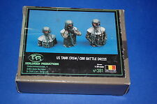 Verlinden Productions 381- US Tank Crew-CBR Battle Dress scala 1/35