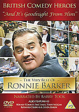Ronnie Barker - British Comedy Heroes (DVD, 2008)free postage uk