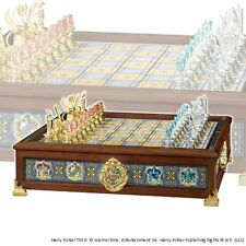 Noble Collection - Harry Potter - Hogwarts Houses Quidditch Chess Set