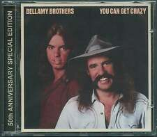 BELLAMY BROTHERS - You Can Get Crazy