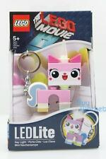 The Lego Movie Minifigure UniKitty Cat Key Light LED Lite torch Toys