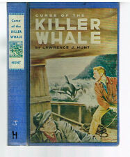 Curse of the Killer Whale by Lawrence Hunt 1963 1st Ed. Rare Book! $