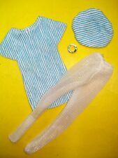 Jem and the Holograms 80s Doll Clothes Lot JERRICA'S Original OUTFIT w BRACELET