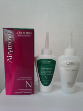 ~SHISEIDO Airymove permanent wave with marine collagen - N~