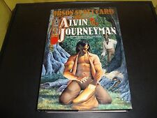 Alvin Journeyman No 4 by Orson Scott Card 1995 Hardcover Book 1st Edition NM