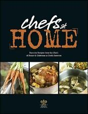 Chefs At Home: Favorite Recipes from the Chefs of Relais & Chateaux North Americ