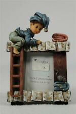 Sweet Cakes Series Picture Frame - Boy Going To Bed  #SW88495 NEW!
