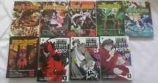 Ninja Slayer 1 2 3 4 5 6  Ninja Slayer Kills 1 2 3 Manga in ENGLISH BEST OFFER!