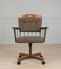 Casual Dining Room Caster Chair - Lily