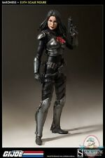 G.I. Joe 1/6 Sixth Scale Figure Cobra Baroness Spy sideshow Collectibles Used JC