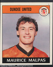 Panini Football 1989 Sticker - No 369 - Dundee United - Maurice Malpas (D1)