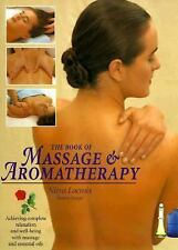 Book of Massage and Aromatherapy by Random House Value Publishing Staff and...