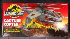 1993 KENNER JURASSIC PARK CAPTURE COPTER VINTAGE ACTION FIGURE VEHICLE MINT MISB