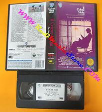 VHS film IL COLORE VIOLA Steven Spielberg Quincy Jones WARNER SCUDI(F116) no dvd