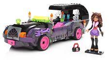 Mega Bloks - Monster High - Monster Moviemobile - 301pcs - Mattel