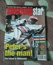 Speedway star may 7th 2016