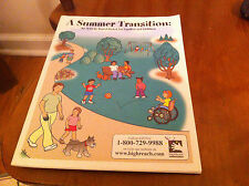 2003 High Reach Learning Activity Packet Summer Transition Families Children