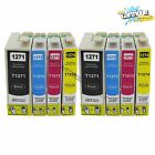 8- 127 T127  Ink Cartridge for Epson WorkForce WF 3520 WF 7010 3540 545 7510