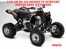 INVISION DEKOR KIT ATV CAN-AM RENEGADE, DS250, DS450, DS650 GRAPHIC KIT JOKER B