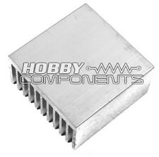 HOBBY COMPONENTS LTD 40 x 40 x 20mm Aluminium Heatsink