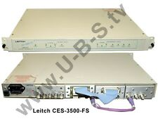 Leitch ces-3500-fs - composite encoding sincronizador
