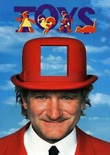 Toys (DVD) Robin Williams BRAND NEW FACTORY SEALED