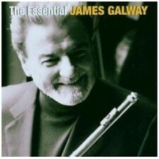 JAMES GALWAY The Essential 2CD BRAND NEW Classical Flute