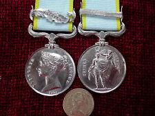Replica Copy Crimea Medal with Traktir Bar Full Size Aged