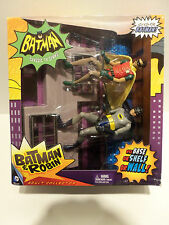 DC Batman Classic TV Series 1966 Batman & Robin Adult Collector Figure Mattel