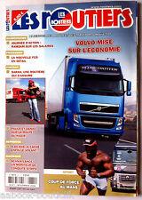 Les Routiers n°871; FCO/ coup de force au Mans/ pauolo en Afrique/ Delauné Micka